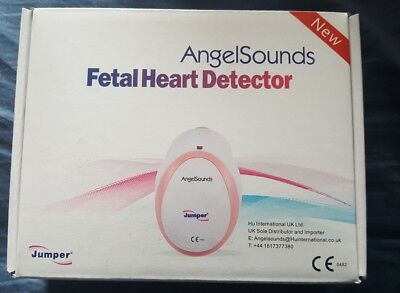 Angelsounds Fetal Heart Detector Doppler