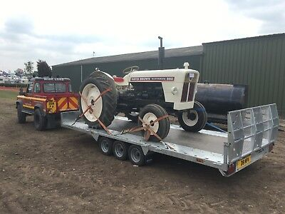 Tractor Transport £1/mile