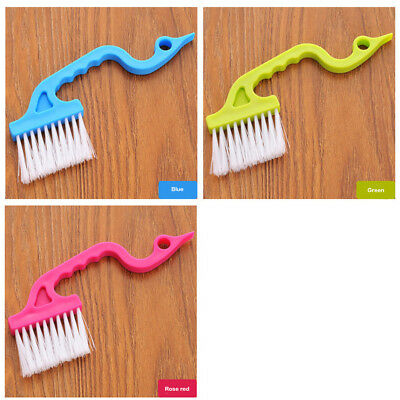 Groove Gap Cleaning Tools Door Window Track Kitchen Shower Door Cleaning Brush