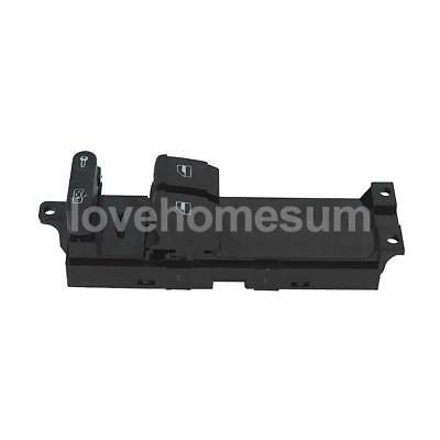 Replacement 2-Button Window Master Control Switch For VW Golf MK4 Bora