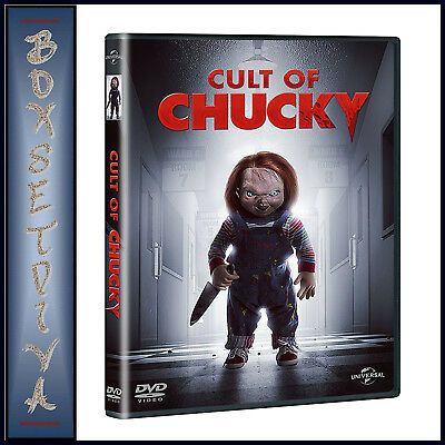 CULT OF CHUCKY - Directed by Don Mancini  *BRAND NEW DVD***