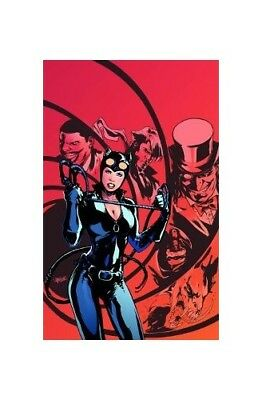 Catwoman Annual #1