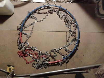 Snow Chains 235/70/r16 Landrover 4x4 Alps sking