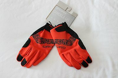 Giro Candela Gel Women/'s Winter Cycling Gloves Size Medium New with Tags