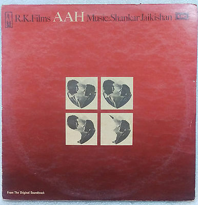 Bollywood LP Aah (ECLP 5542)