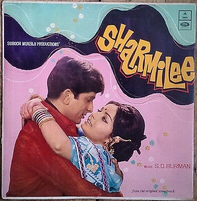 Bollywood LP Sharmilee MOCE 4041