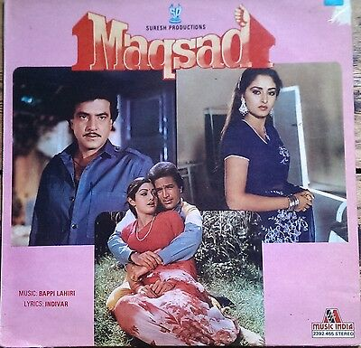 Bollywood LP Maqsad 2392-455