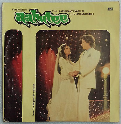 Bollywood LP Aahutee (ECLP 5548)