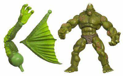 Incredible Hulk Legends Build A Figure - Hulk The End