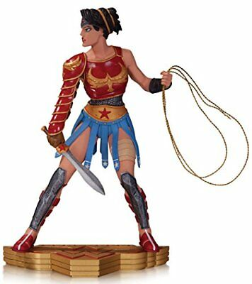 DC Collectibles Wonder Woman: The Art of War: Wonder Woman Statue by Cliff