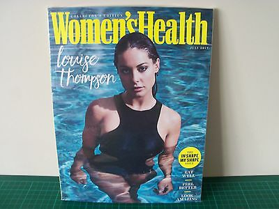 Womens Health Magazine JULY 2017 New/Sealed