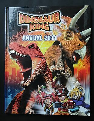 Dinosaur King Annual (2011) - NEW