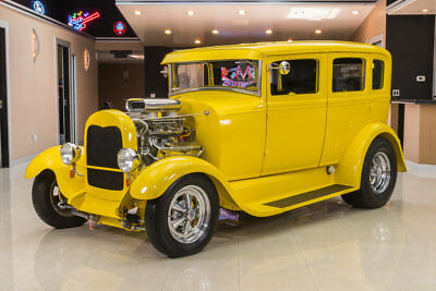 1929 Ford Model A  Custom Built, 4-Door Street Rod! 350ci V8, 700R4 Automatic, Steel Body & More!