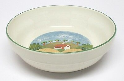 Sango - Country Cottage - Cereal Bowl - #3645 - Sangoware
