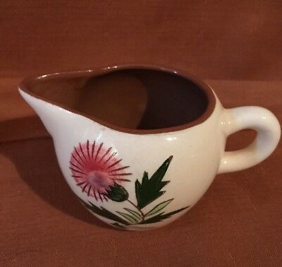 VINTAGE STANGLE THISTLE CREAMER Used COND
