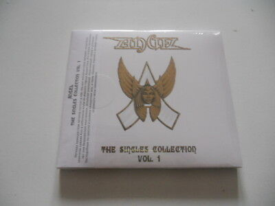 """Angel """"The Singles collection Vol.1"""" 2006 cd 13 tracks New sealed"""