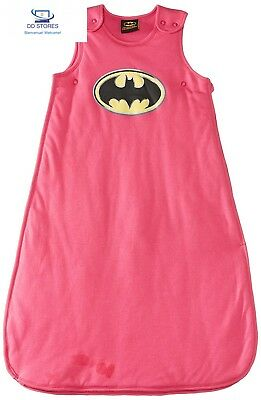Batman - Gigoteuse Bébé fille - Batman Girls Sleeping Bag BM133