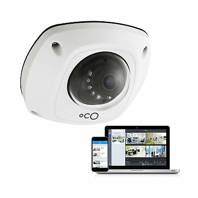 Oco OPHWD-16US Pro Dome Cloud Video Surveillance Camera White New