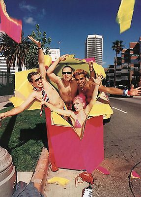 No Doubt Pinup Clipping In Bathing Suits Gwen Stefani