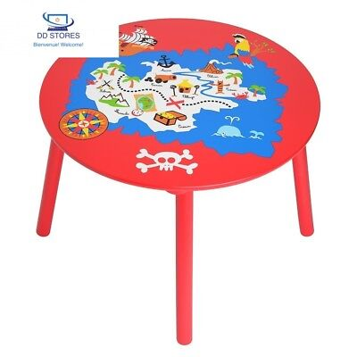 La Chaise Longue Table enfant pirate Réf 33-1E-018