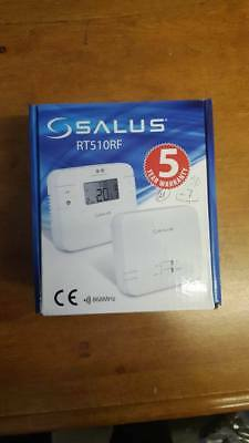 Salus RT510RF Wireless Programmable Thermostat Electronic Heating Control