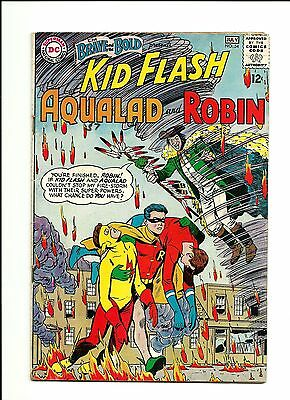 1964 DC Comics The Brave and the Bold # 54 1st Teen Titans VG 4.0 Condition
