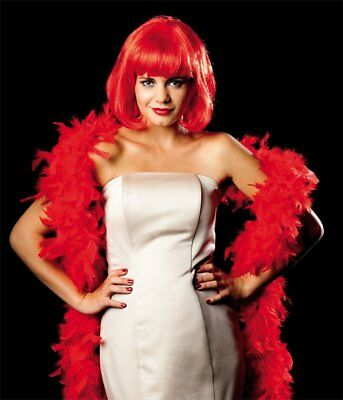 Deluxe Feather Boa Sexy Flapper Burlesque Accessory Long 80G Fancy Dress