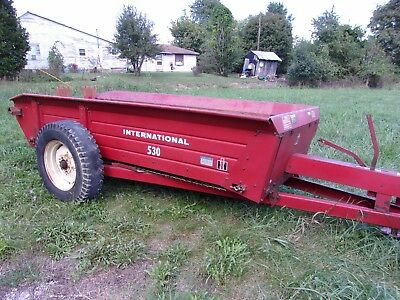 Excellent-- IH 530  Manure Spreader PTO Drive , CAN SHIP @ $1.85 loaded mile
