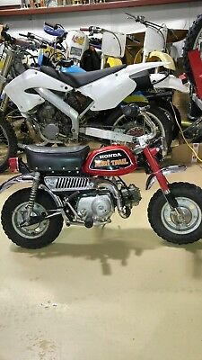 1972 Honda Other  1972 Honda Z50 Mini Trail