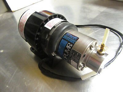 M16 Magnetek Pump Jb2R079N With Micropump 200-65.