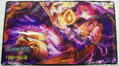 Force of Will Playmat The Moon Priestess Returns unused play mat