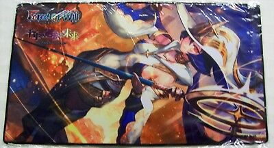 Force of Will Playmat The Millenia of Ages unused play mat
