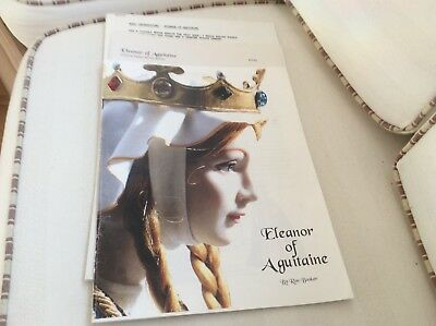 ELEANOR OF AQUITAINE-- by RON BOOKER
