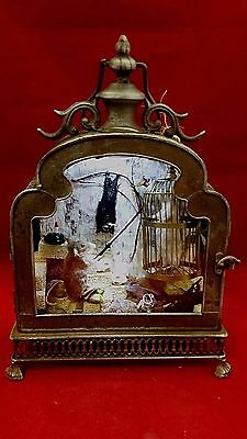 SALE*Taxidermy Mice/BATS Torture Chamber Display-mouse-Halloween-macabre-midevil