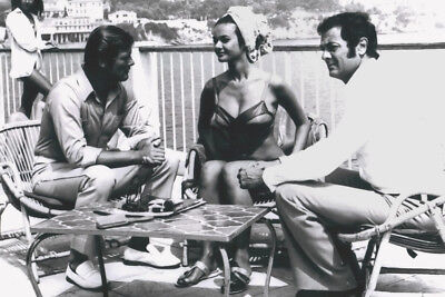 The Persuaders Roger Moore Tony Curtis Imogen Hassall 24x36 TV Poster in Monaco