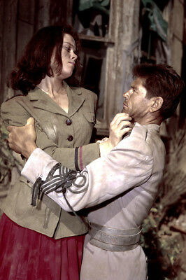 The Twilight Zone Charles Bronson Elizabeth Montgomery Two episode 24x36 Poster