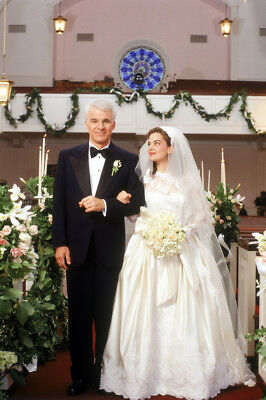 Father of the Bride Steve Martin Kimberly Williams-Paisley 24X36 Poster
