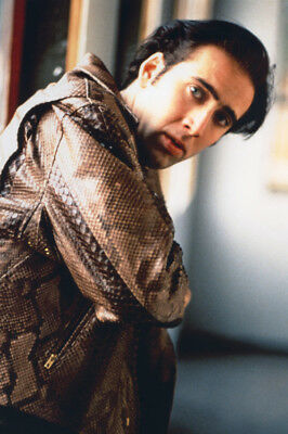 Wild At Heart Nicolas Cage Pose In Snake Skin Jacket 24X36 Poster