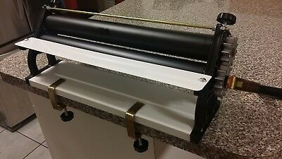 "18"" Dough Sheeter Fondant Roller Tortilla Pasta Pizza Maker Machine Cake clay"