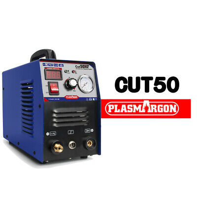 50Amp New 14mm Cut HF Start Plasma Cutter, Everything Included, in UK stock 2018