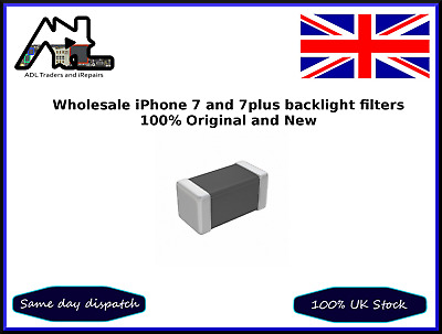 Original iPhone 7 7plus + Backlight filter fuses FL3901 FL3902 FL3903 100 Pcs