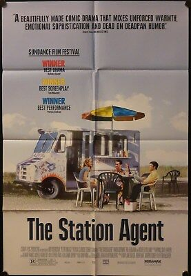 The Station Agent (2003) US One Sheet