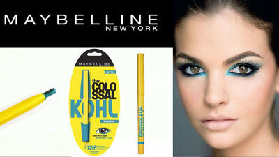 Maybelline The Colossal Kajal Eye Liner Pencil - Turquoise