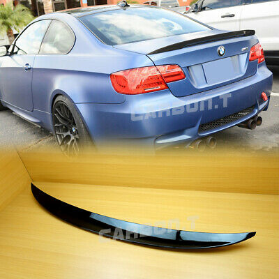 Painted BMW 3-Series E92 2D High Performance Type Trunk Spoiler New328i 335i