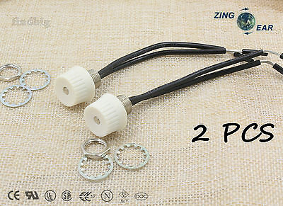 Zing Ear ZE-105M Round Rotary Switch 3/8 Threaded