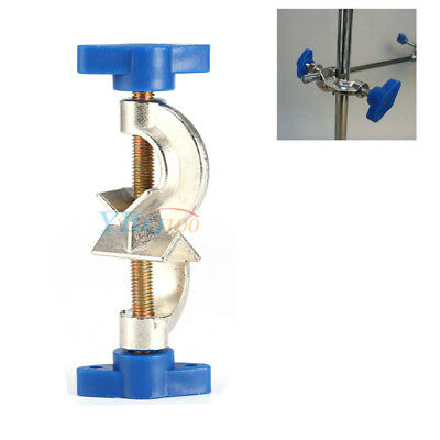 Physics Teaching Equipment Laboratory Titration Table Support Cross Clip Holder