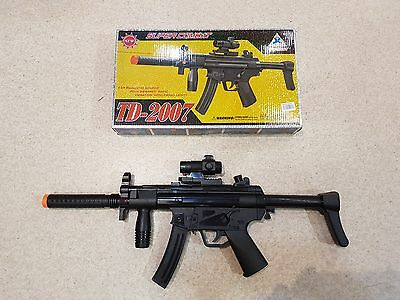 TD2007 MP5 Battery Electric Operated SMG Toy Gun