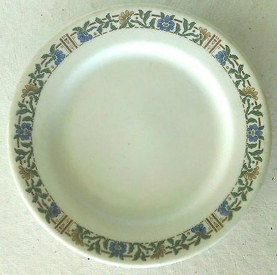 Syracuse Iroquois Bread and Butter Plate, SY856