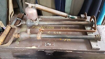 Vintage REGA Spray Pumps x 3