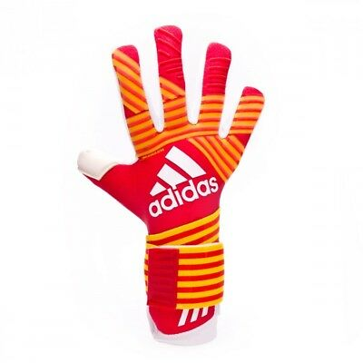 Guante de portero adidas Ace Trans Climawarm Red-yellow